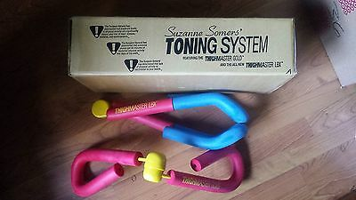 Suzanne Somers Toning System Featuring Thighmaster Gold and Thighmaster LBX
