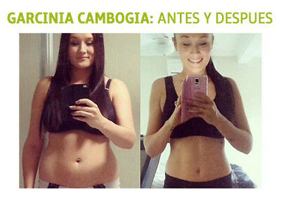 2  Pure Garcinia Cambogia Extract 100%  Mega Extreme 800mg Pure HCA Weight Loss