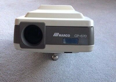 Marco CP 670 Projector