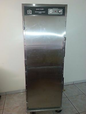 Henny Penny Heated Holding Cabinet Commercial Restaurant Food Warmer HC-900