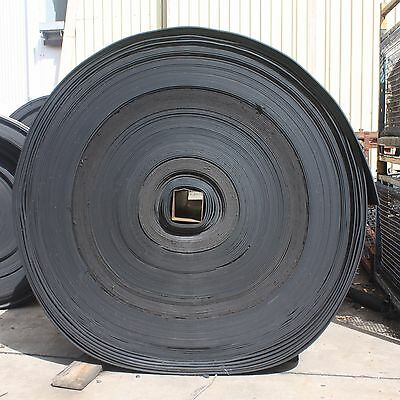 ~425m FRAS Fire Resistand Anti Static rubber conveyor belt 10mm thick x 960mm