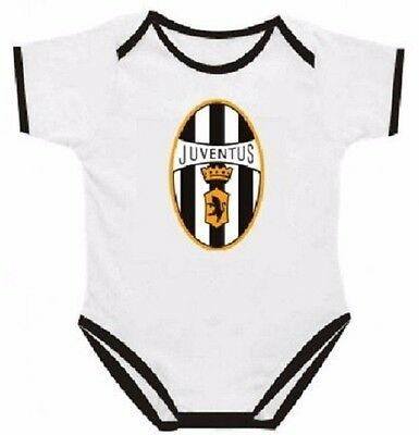 NEW Baby JUVENTUS FC Icon Soccer Fans Onesies Jumper Sizes 0-18 m.o. Dybala