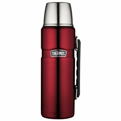 Thermos 2 LItre Red Flask New Authentic