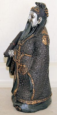 Regency Fine Arts - The Dynasty Collection - Chinese Emperor Figurine 19 cm high