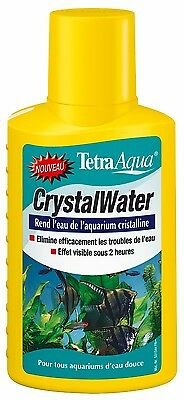 Conditionneur d'eau - Tetra Crystal Water 100 ml