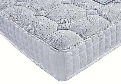 Luxor Multi Pocket Mattress - Medium/Firm 4, 4.6, 5 Small Double King Size
