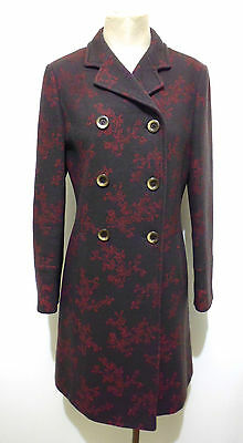CULT VINTAGE '70 Cappotto Donna Lana Woman Wool Coat Sz.M - 44