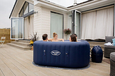 Lay-Z-Spa Hawaii AirJet Inflatable Hot Tub Spa