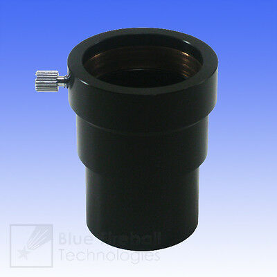 """Blue Fireball 1.25"""" Eyepiece Extension Tube with 1"""" Extension  # X-01"""