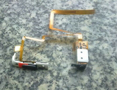 Headphone Audio Jack Hold Switch Flex Ribbon Cable For iPod Classic 7th 160GB