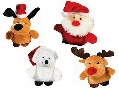 24 Plush Christmas Friends - Xmas - Job Lot - Value - Soft Toys