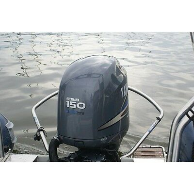 XXL TurboSwing Outboard Motor Tow Bar - Suits most engines from 100-250hp