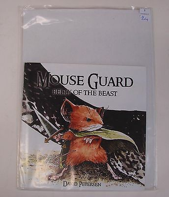 US - Mouse Guard  #1 (1st Printing) (Z1)