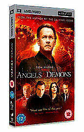Angels and Demons (New and Sealed) Sony PSP UMD Video Movie