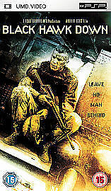Black Hawk Down (New and Sealed) Sony PSP UMD Video Movie