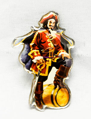 "Captain Morgan Rum, Ansteckpin, Pin ""Captain Morgan"", Metall"