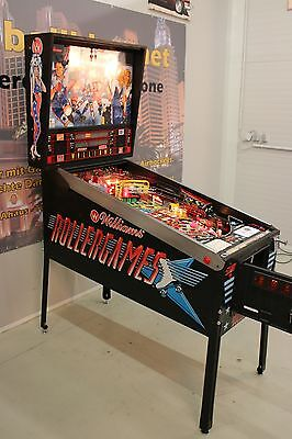Rollergames Flipper Pinball von Williams F0776