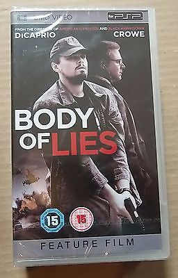 Body of Lies (New and Sealed) Sony PSP UMD Video Movie
