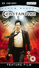 Constantine (New and Sealed) Sony PSP UMD Video Movie