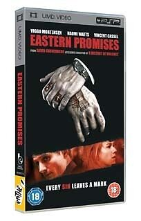 Eastern Promises (New and Sealed) Sony PSP UMD Video Movie