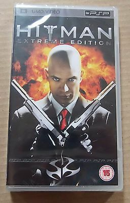 Hitman (New and Sealed) Sony PSP UMD Video Movie
