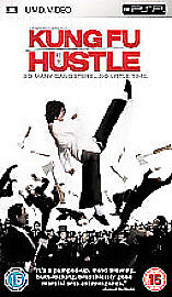 Kung Fu Hustle (New and Sealed) Sony PSP UMD Video Movie