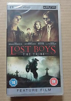 Lost Boys The Tribe  (New and Sealed) Sony PSP UMD Video Movie