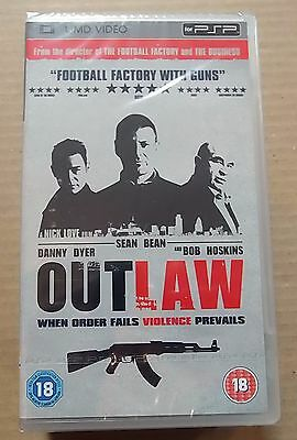 Outlaw  (New and Sealed) Sony PSP UMD Video Movie