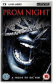 Prom Night  (New and Sealed) Sony PSP UMD Video Movie