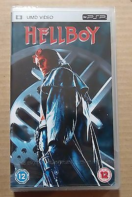 Hellboy (New and Sealed) Sony PSP UMD Video Movie
