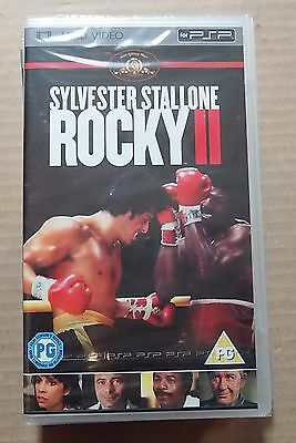Rocky 2 (New and Sealed) Sony PSP UMD Video Movie