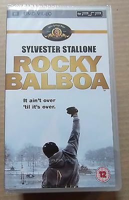 Rocky Balboa (New and Sealed) Sony PSP UMD Video Movie