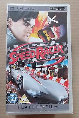 Speed Racer (New and Sealed) Sony PSP UMD Video Movie