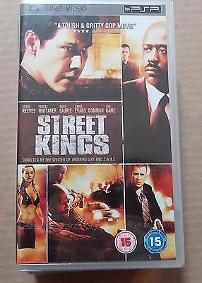 Street Kings (New and Sealed) Sony PSP UMD Video Movie