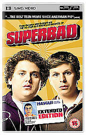 Superbad (New and Sealed) Sony PSP UMD Video Movie