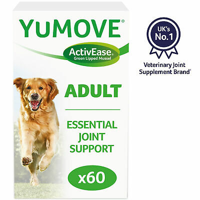 Yumove Dog Joint Support Supplement 60 Tablets