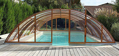 Swimming Pool Enclosures Available Factory Direct