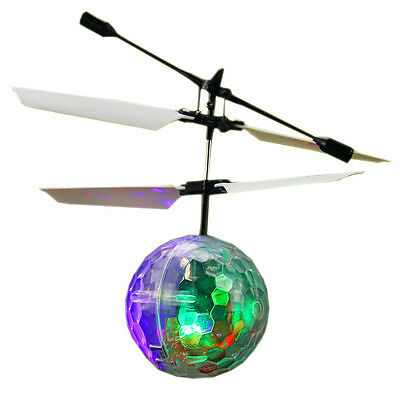 Classic Electric Electronic Toys RC Flying  Ball Helicopter magic UFO Ball Mucis