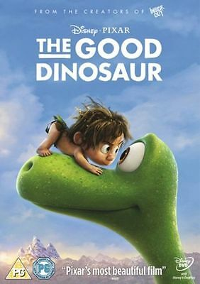 The Good Dinosaur [DVD] New And Sealed, Free Fast Delivery