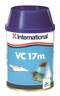 0,75L International VC17m Antifouling Motorboot Segelboot Yacht rot