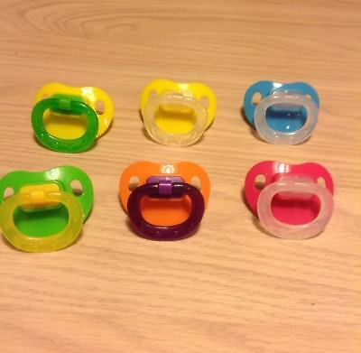 One Surprise Baby Alive Custom Pacifier For Dolls Shown Best Price