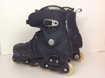 Rollerblade Swindlers Aggressive Skates Size 10 US