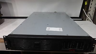 apc smart ups 3000 rack mount manual