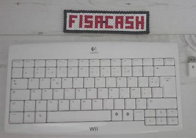 Clavier Pour Wii - Accesoire Wii