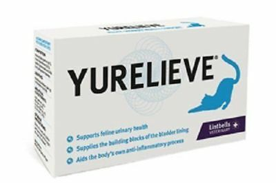 Yurelieve Urinary Tract Support Supplement for Cats 30 Capsules