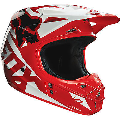 Fox 2016 – V1 Race Red Helmet - Small