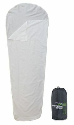 Yellowstone Single Adult Sleeping Bag Liner Mummy