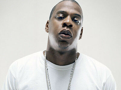 Jay-Z UNSIGNED photo - G547 - HANDSOME!!!!!