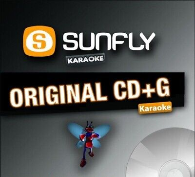 Good Sunfly Karaoke Cdg Disc Sf217 Performance & Dj Equipment April Hits 2004