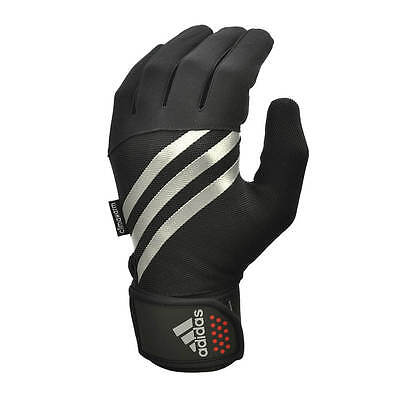 Adidas Outdoor Training Gloves Weight Lifting Insulated Workout Fitness Exercise
